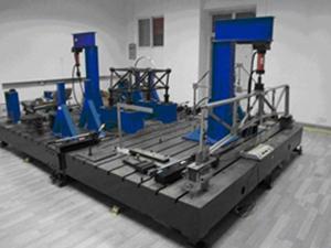 发动机试验平台